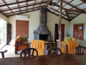 Semilla Verdi Boutique Hotel, where owner Rob Grimstone's approach affirms a respect for the endemic life of Galapagos